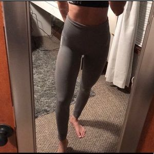 Grey gymshark leggings
